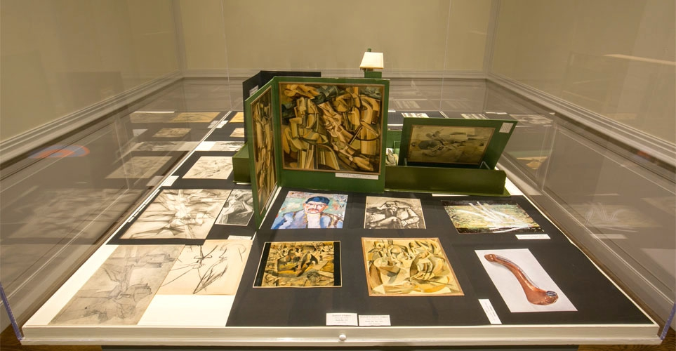 Exhib_slideshow_exhibition_duchamp_boiteenvalise