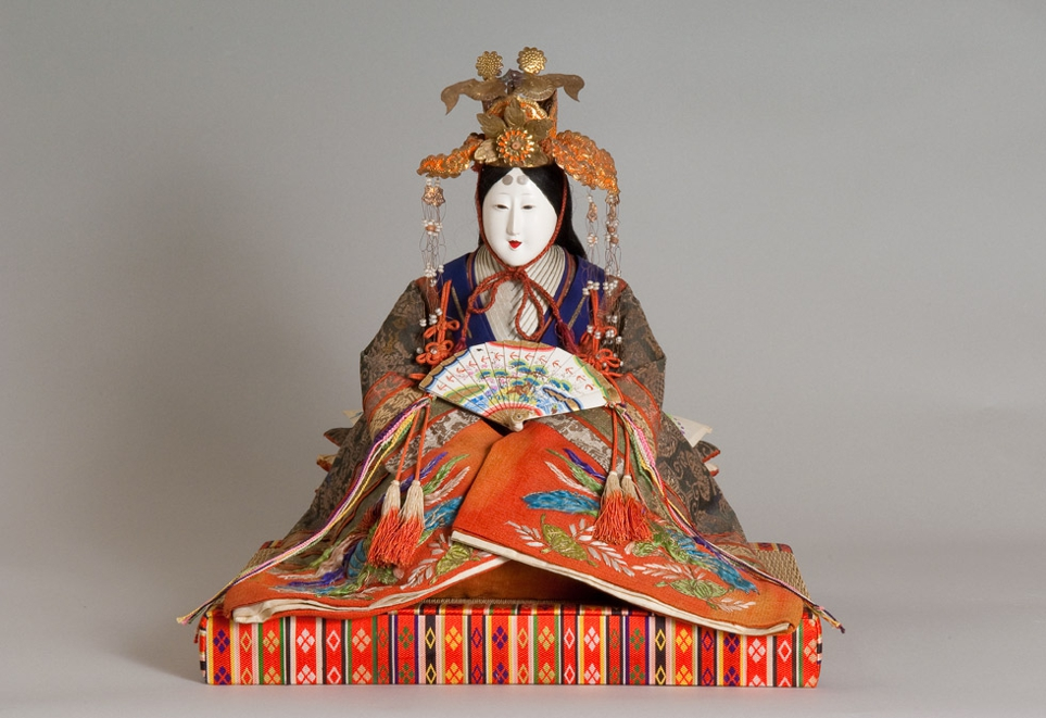 Honolulu Museum Of Art 187 Hina Matsuri Japanese Dolls From