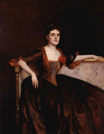 Mrs. Thomas Lincoln Manson, Jr.