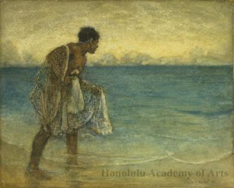 Hawaiian Fisherman