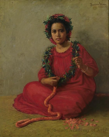 The Lei Maker